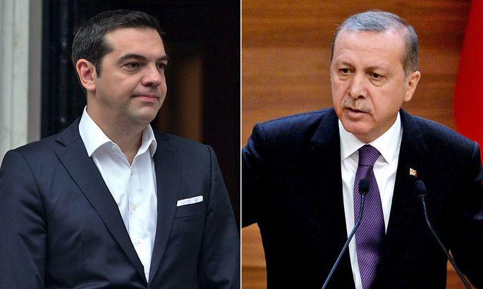 Tsipras reist zu Erdogan