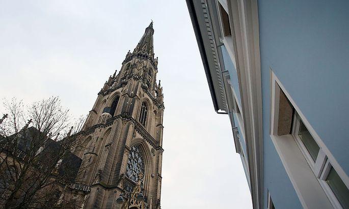 Archivbild: Der Linzer Mariendom