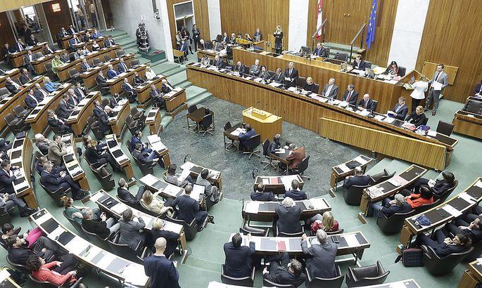 Panne: Koalition stimmte gegen eigenen Antrag