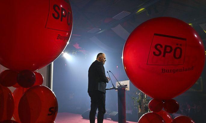 Kündigt per Brief seinen Rückzug aus den Bundesgremien an: Hans-Peter Doskozil (SPÖ).