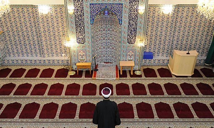 Symbolbild Moschee in der Pelzgasse
