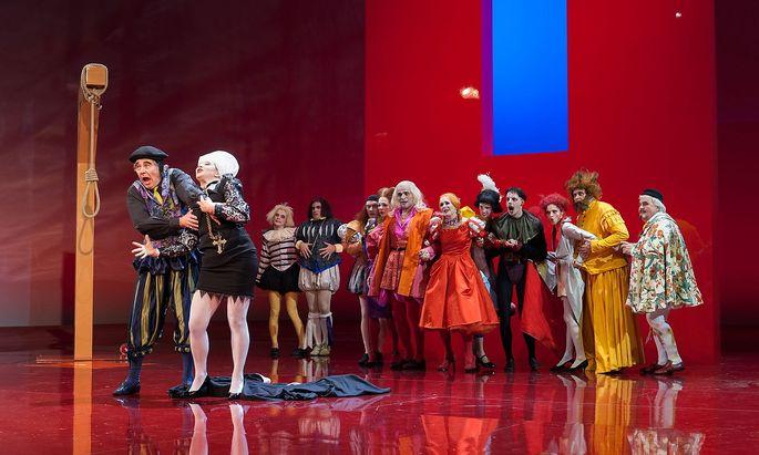 Die Komödie der Irrungen   William Shakespeare   Burgtheater
