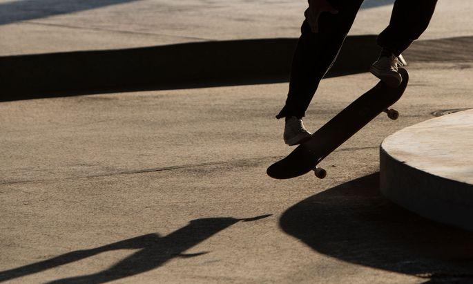 Fahren erlaubt, Springen verboten: Die Steiermark hat ein veritables Problem mit dem Skaten.