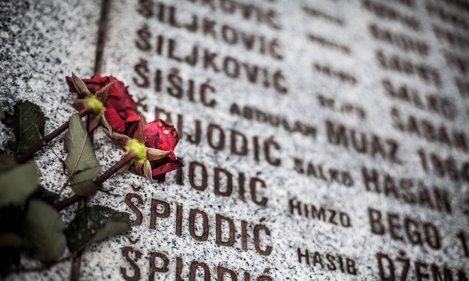 Die Jugoslawienkriege brachten unermessliches Leid für die Zivilbevölkerung.