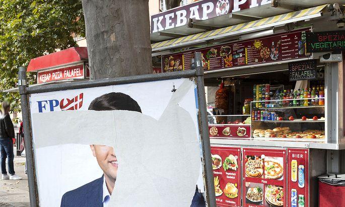 Für die massiven Verluste bei der Wien-Wahl wird in der Partei nicht Spitzenkandidat Dominik Nepp verantwortlich gemacht.