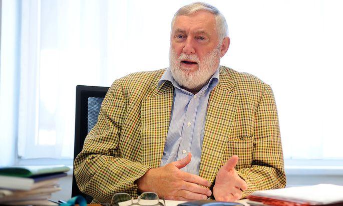Franz Fischler, Präsident des Europäischen Forums Alpbach