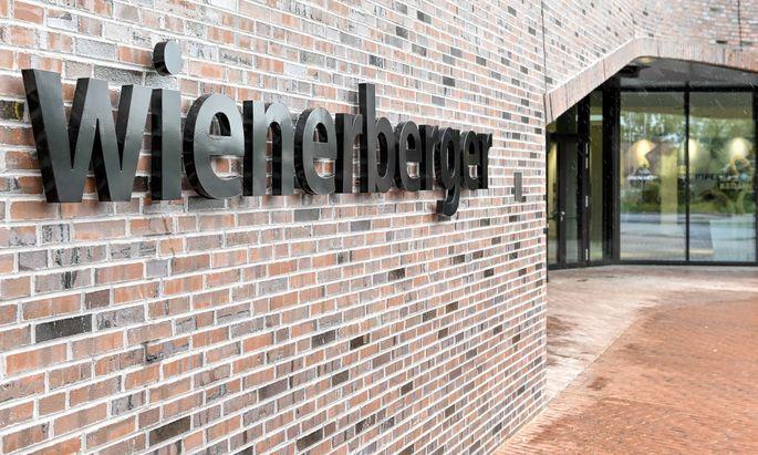 Bei Wienerberger wird mit saftigen Kostensteigerungen gerechnet.