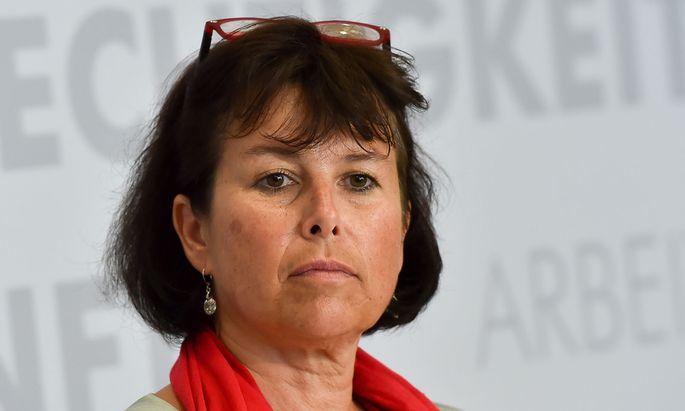SPÖ-Landesparteichefin: Birgit Gerstorfer.