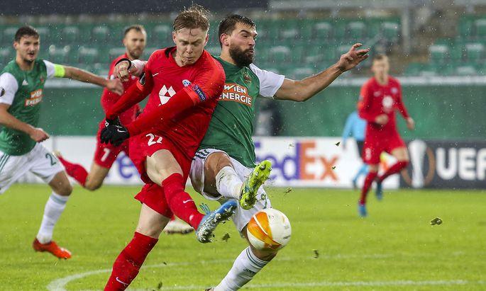 Rapid gegen Molde