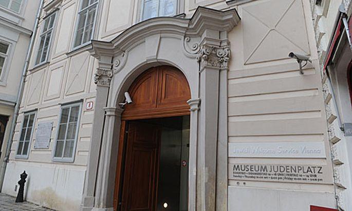 Juedisches Museum Prokurist Peter