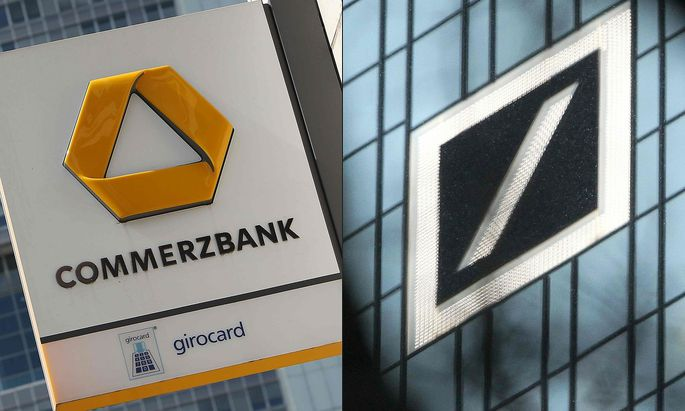 COMBO-GERMANY-BANKING-MERGER-DEUTSCHEBANK-COMMERZBANK