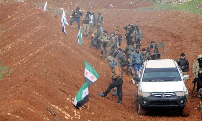 Am Freitag wurden Dörfer in der Grenzregion Afrin massiv unter Beschuss genommen.