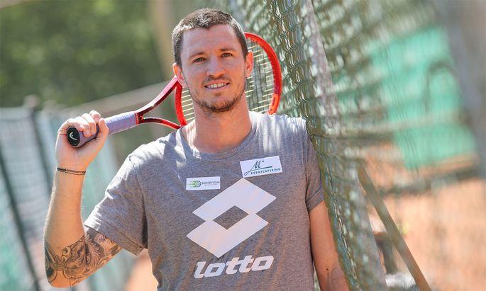 Top-100-Spieler Dennis Novak ist in Oberpullendorf mit dabei.