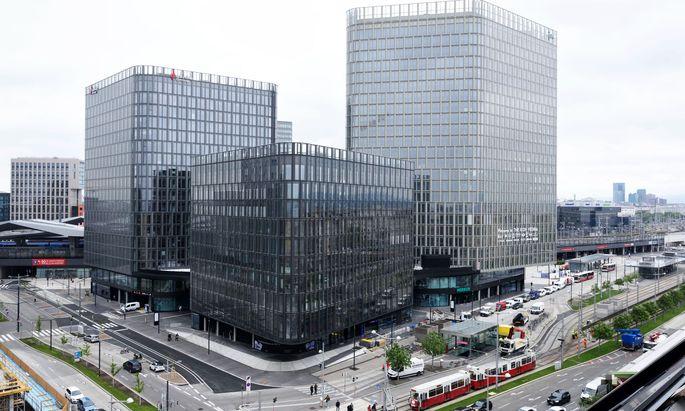 Der Zuzug in die Ballungsräume (im Bild die Gegend um den Wiener Hauptbahnhof) könnte nachlassen