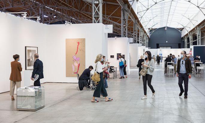 Die Viennacontemporary bekommt Konkurrenz. Künftig könnten in der Marx-Halle zwei Kunstmessen pro Jahr stattfinden.