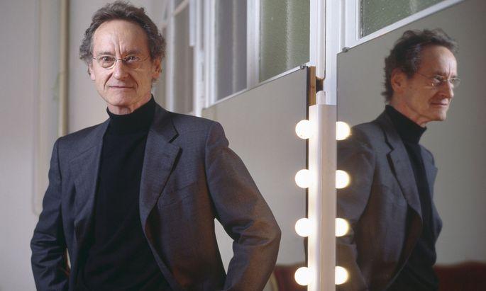 Berühmt seit seinem verfilmten Roman ´Der Vorleser´: Bernhard Schlink.
