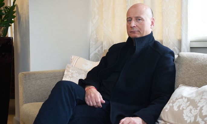 "Dirigent Paavo Järvi: ""Die Russen sind noch immer furchtbar homophob."""