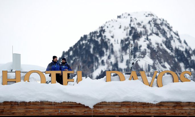2019 World Economic Forum annual meeting in Davos