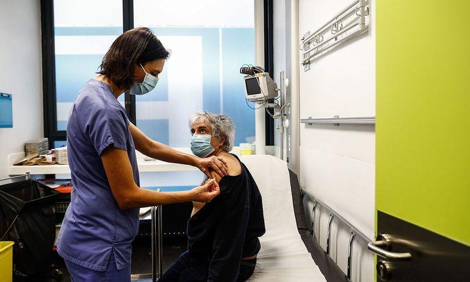 Die Impfungen laufen. Wie gut und schnell kann nur bedingt nachvollzogen werden (Archivbild).