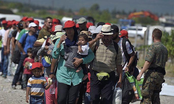 Mehr als vier Millionen Syrer flüchteten in Nachbarländer.