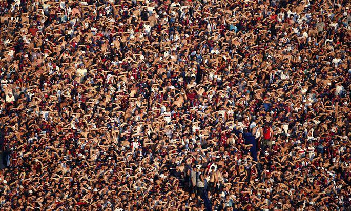 Zahl Der Weltbevölkerung
