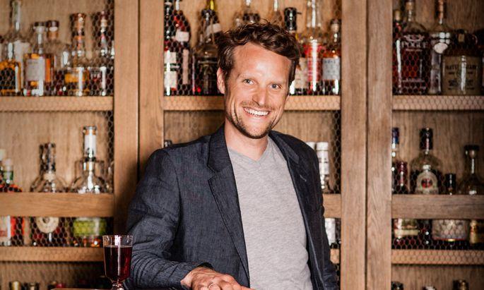 Helmut Adam, stets am Puls der Barkultur, glaubt an eine alkoholfreie Zukunft.
