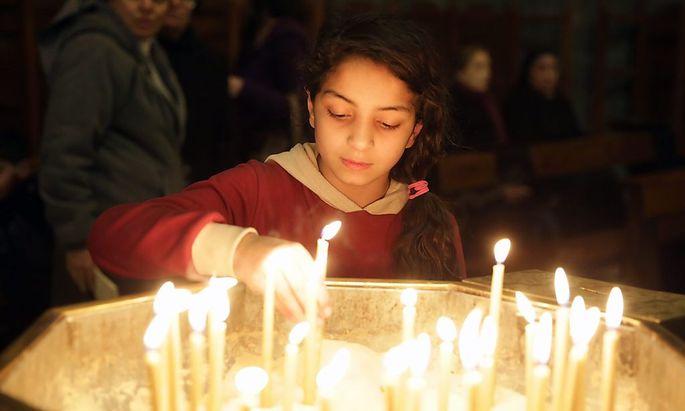 SYRIA RELIGION VATICAN