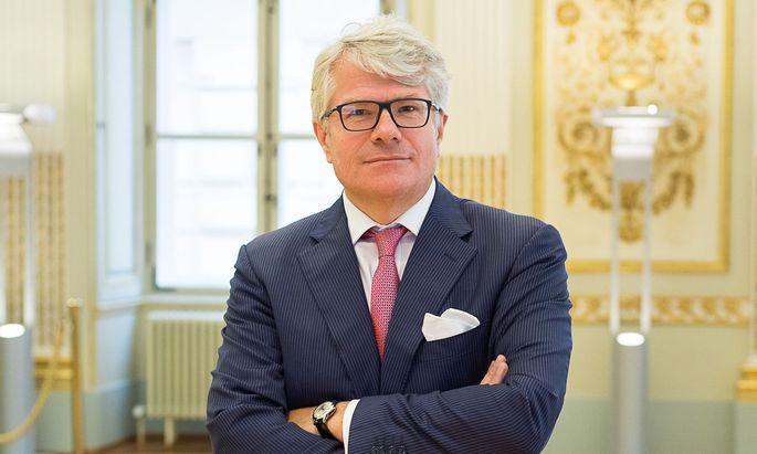 Constantin Veyder-Malberg.