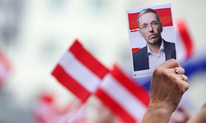 Soll Klubobmann Herbert Kickl die FPÖ-Liste anführen?