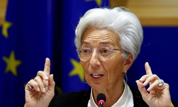 Christine Lagarde bringt frischen Wind in die EZB