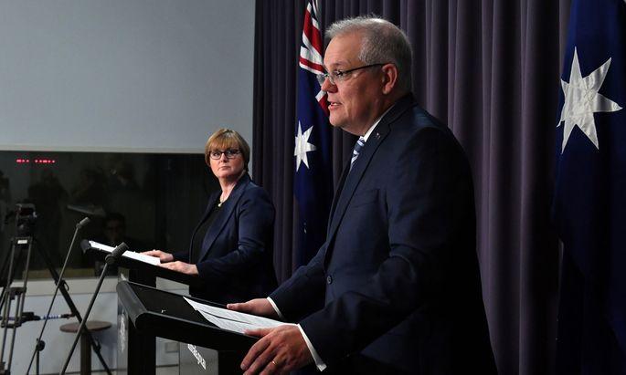 Premierminister Scott Morrison