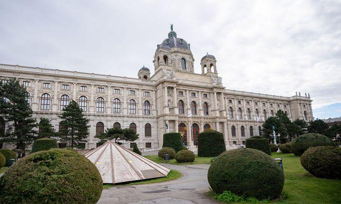 CORONAVIRUS: KUNSTHISTORISCHES MUSEUM WIEN GESCHLOSSEN
