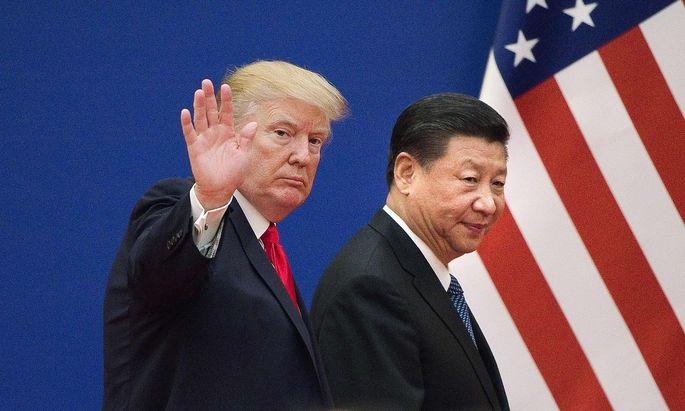 Trump Pressekonferenz Abbruch