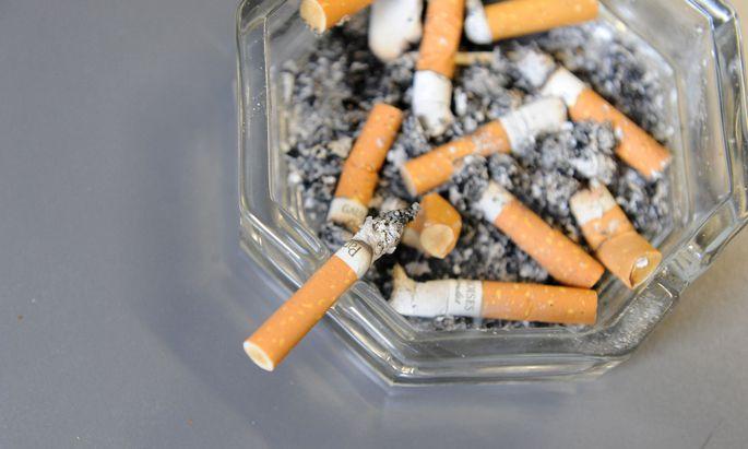 Symbolbild: Rauchen