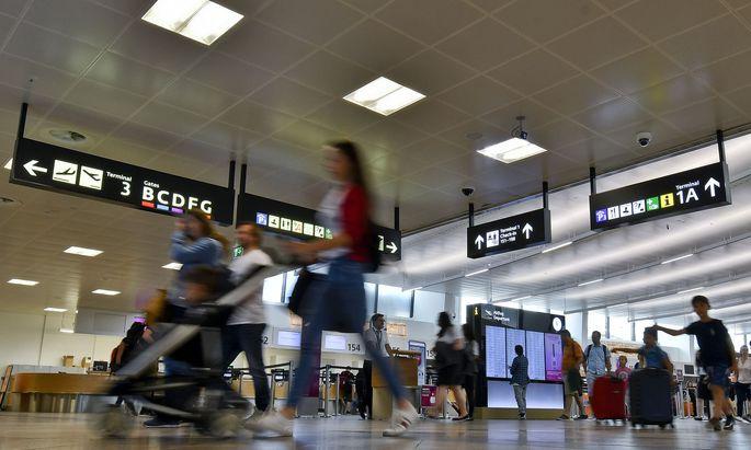 Immer mehr Passagiere nutzen den Flughafen Wien