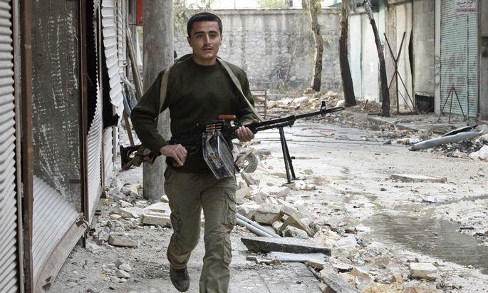 Syrien Blutvergiessen trotz Waffenruhe