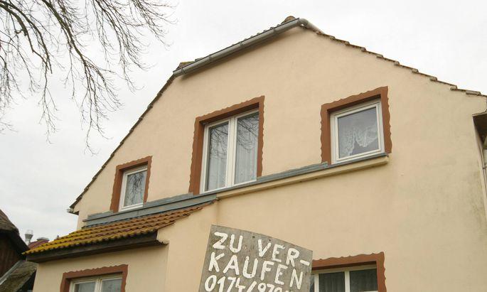 Beim Immobilienkauf sind die Österreicher oft sehr unvorsichtig (Symbolbild).