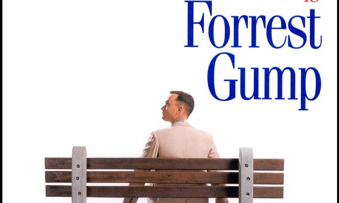 "Cover: ""Forrest Gump""-Verfilmung mit Tom Hanks"