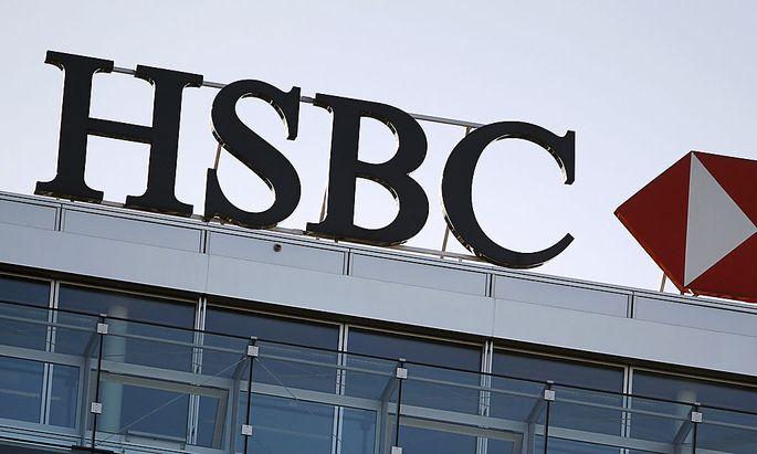 Im Zentrum des Interesses: Die HSBC-Liste