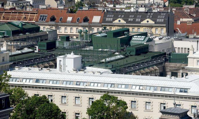 Justizanstalt Josefstadt, größtes Gefängnis Österreichs