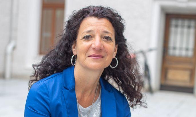 """""""Es ist wahnsinnig anstrengend, ständig Bittsteller zu sein"""", weiß Elisabeth Prantner-Hüttinger."""