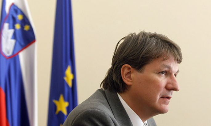 Slowenien droht Oktober Pleite