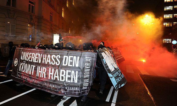 Akademikerball: FPÖ-Mandatar zieht Judenvergleich