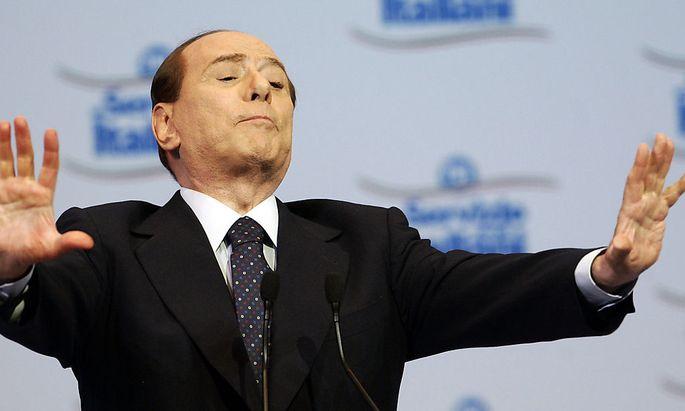 'Nach ihm die Sintflut': Das Ende der Aera Berlusconi