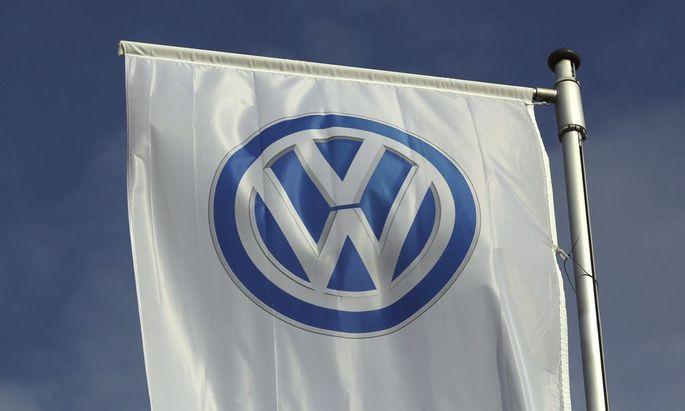 VW-Flagge