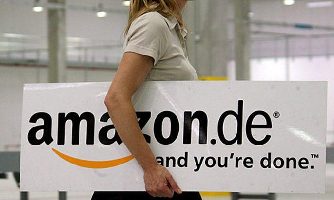 Europaeische Websites Amazon attackiert