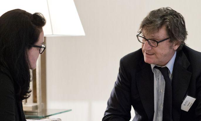 Anleger sind Rücksetzer nicht mehr gewohnt, sagt Portfoliomanager Ugolini.