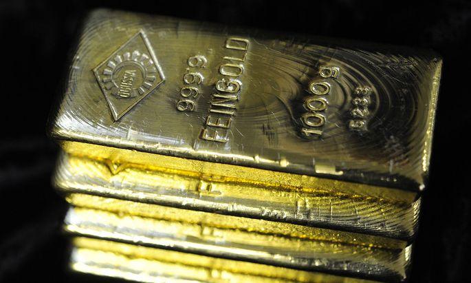 Der Goldpreis setzt seine steile Bergfahrt vom vergangenen Jahr nahtlos fort.