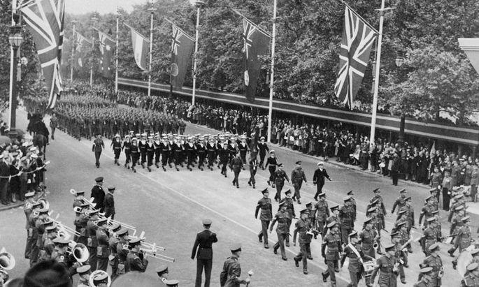 Zweiter Weltkrieg: Der 8. Mai war kein