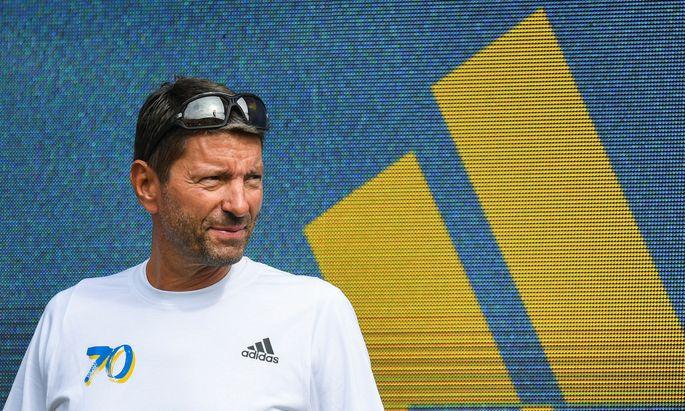Adidas-Chef Kasper Rorsted